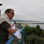 Day 110 - Grandpa showing the little guy the scenery